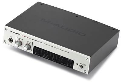 Interface firewire ADAT X 3 =>24 canaux numériques. 107072
